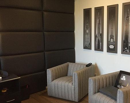 Service de recouvrement de divan, rembourrage de canapé et sofa à Delson - Remourrage Canevas Excellence (rembourreur Rive-Sud)