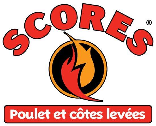 Logo de Scores - Rembourrage Canevas Excellence (rembourreur Rive-Sud)