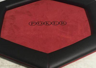 Rembourrage de table de poker à Delson - Rembourrage Canevas Excellence (rembourreur Rive-Sud)