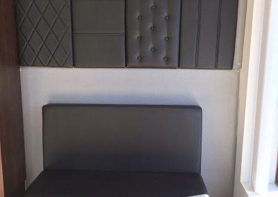 Rembourrage de murs et de sièges à Delson - Rembourrage Canevas Excellence (rembourreur Rive-Sud)