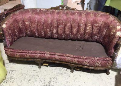 Rembourrage de divan à Delson-Candiac - Rembourrage Canevas Excellence (rembourreur Rive-Sud)