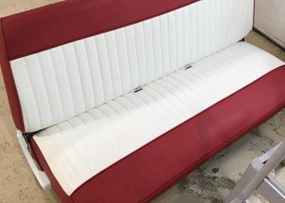 Rembourrage de divan à Deslon - Rembourrage Canevas Excellence Inc. sur la Rive-Sud de Montréal et Québec